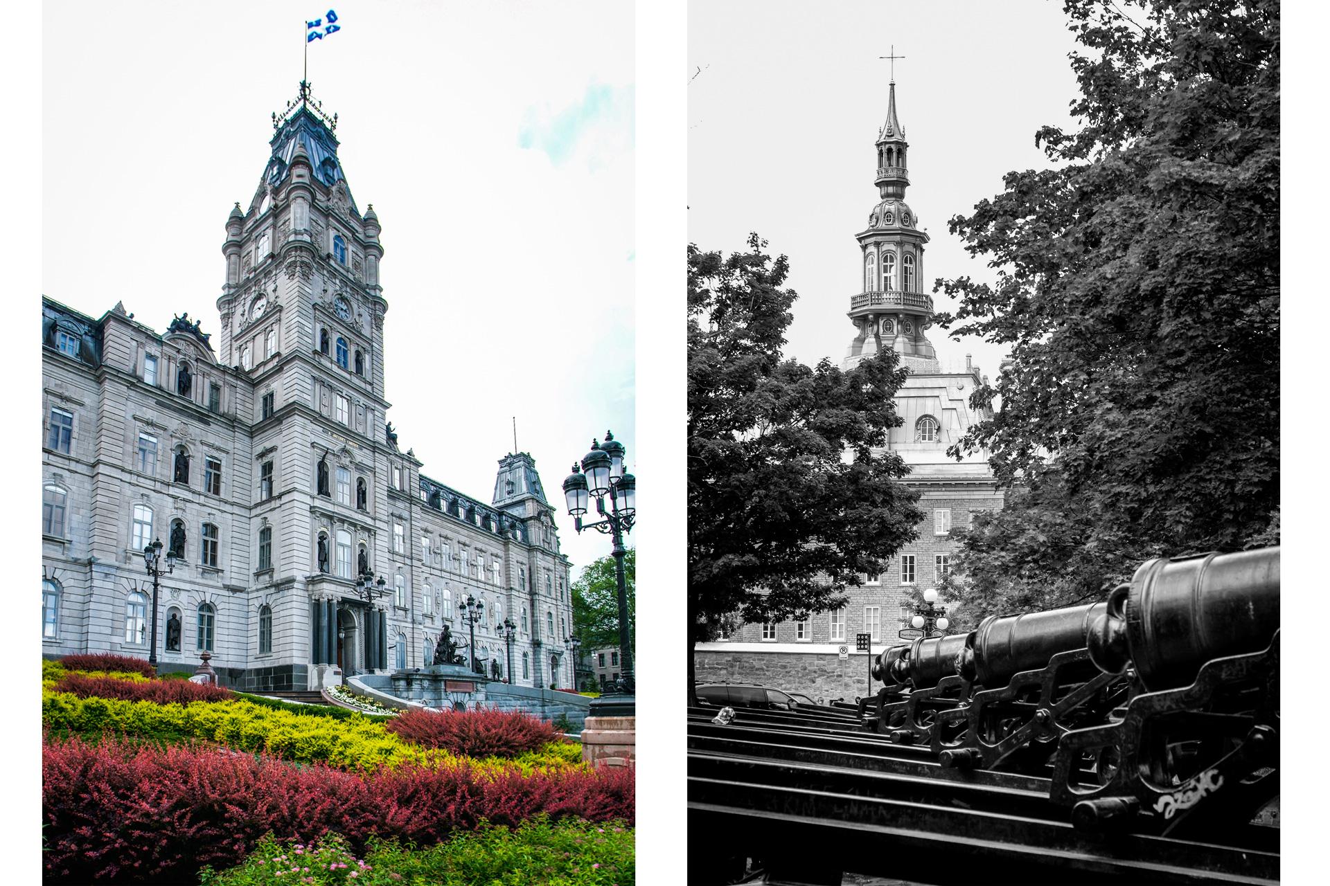 Parlement de Québec et Québec