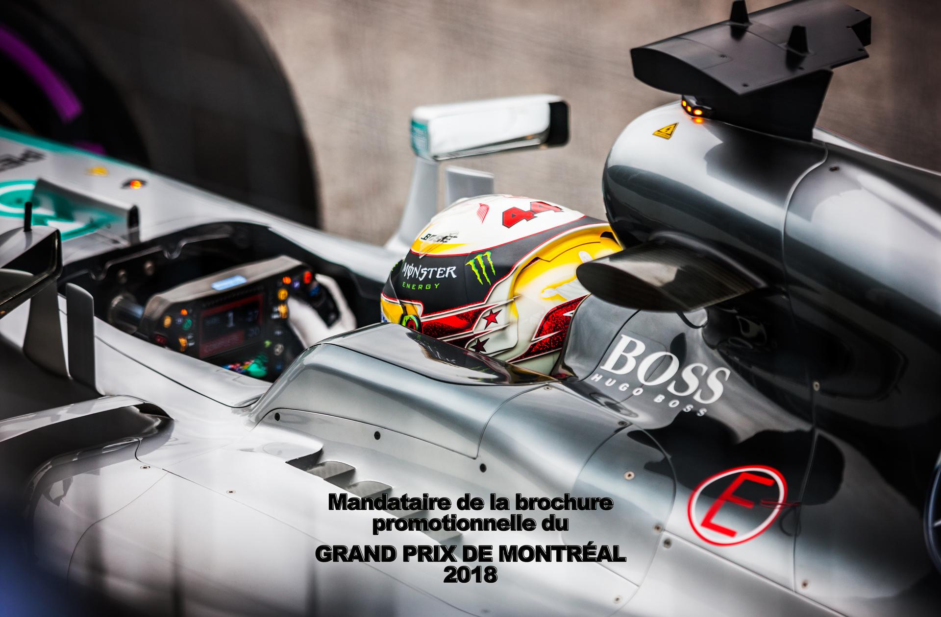 F1 Grand Prix Canada Lewis Hamilton