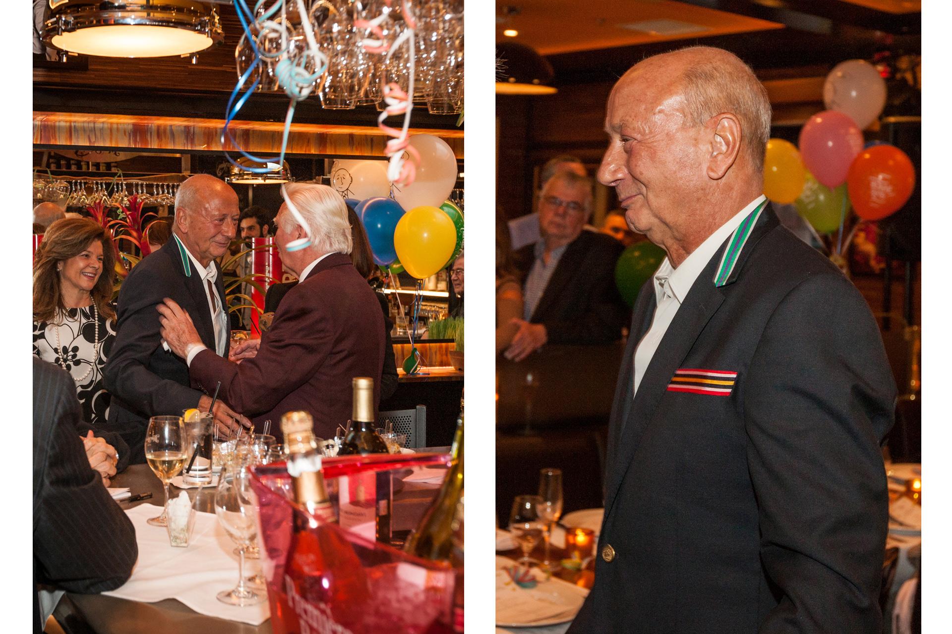 Bernard Ragneneau 70 ans