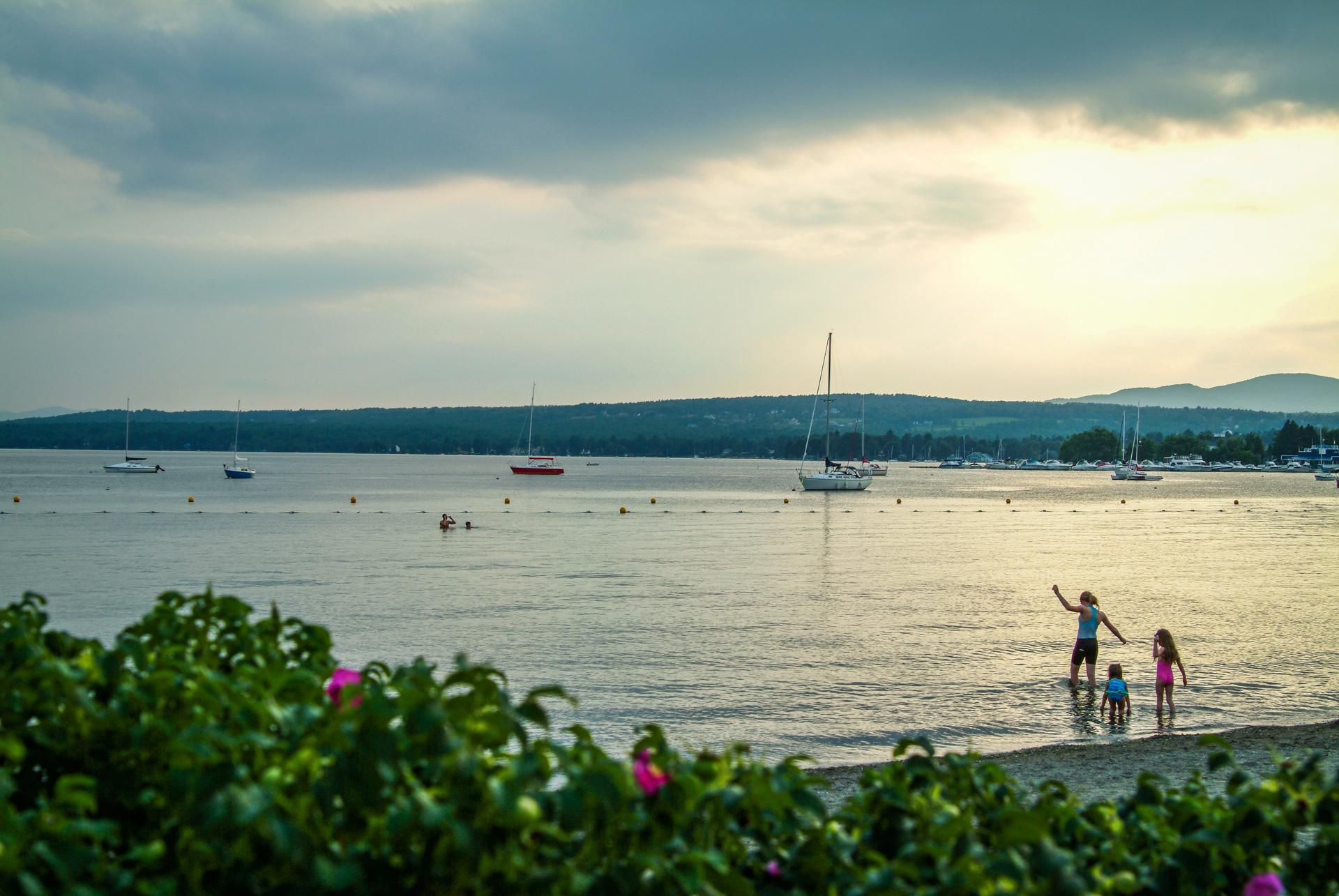 Lac Mémphrémagog