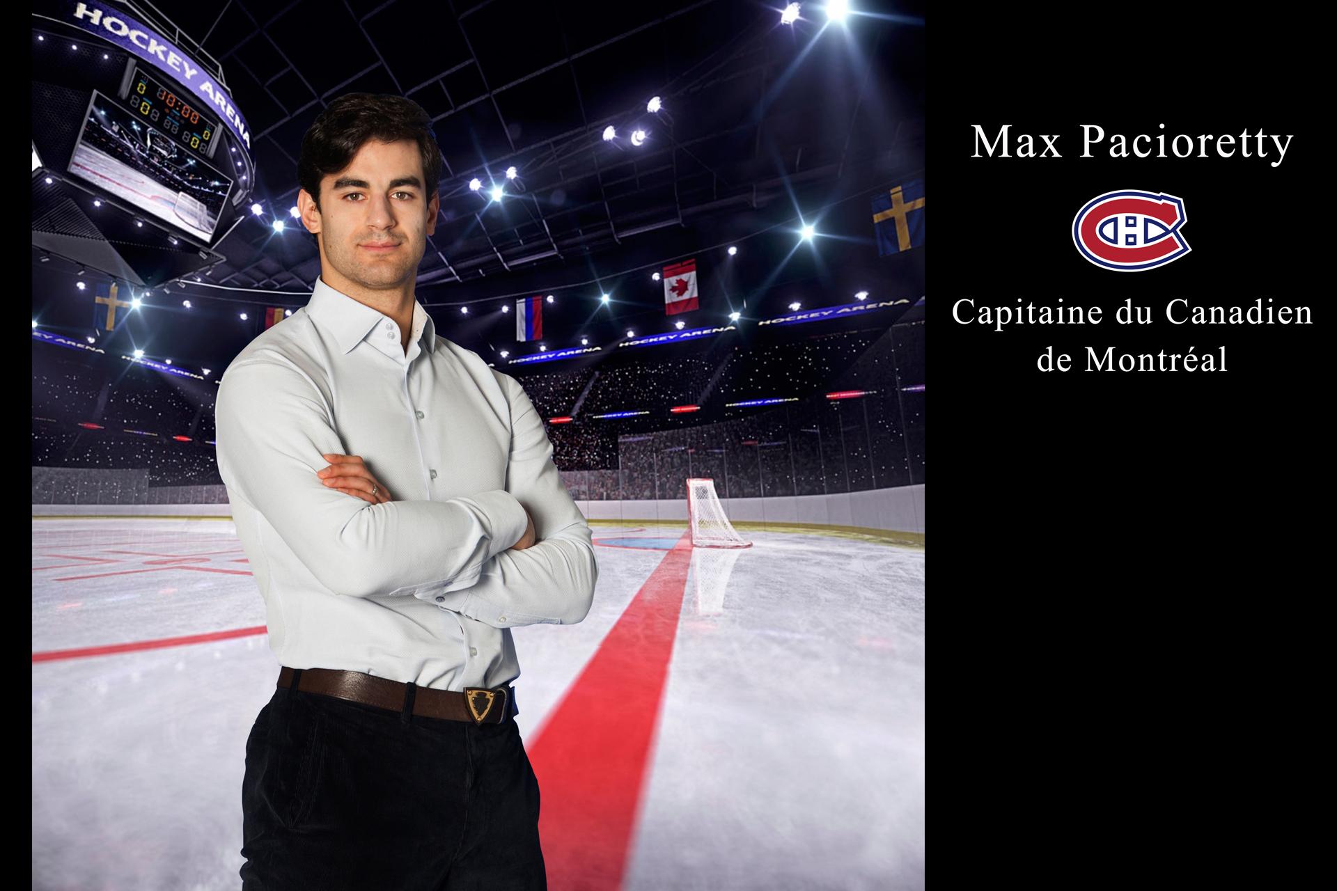 Max Pacioretty Capitaine du Canadien de Montréal