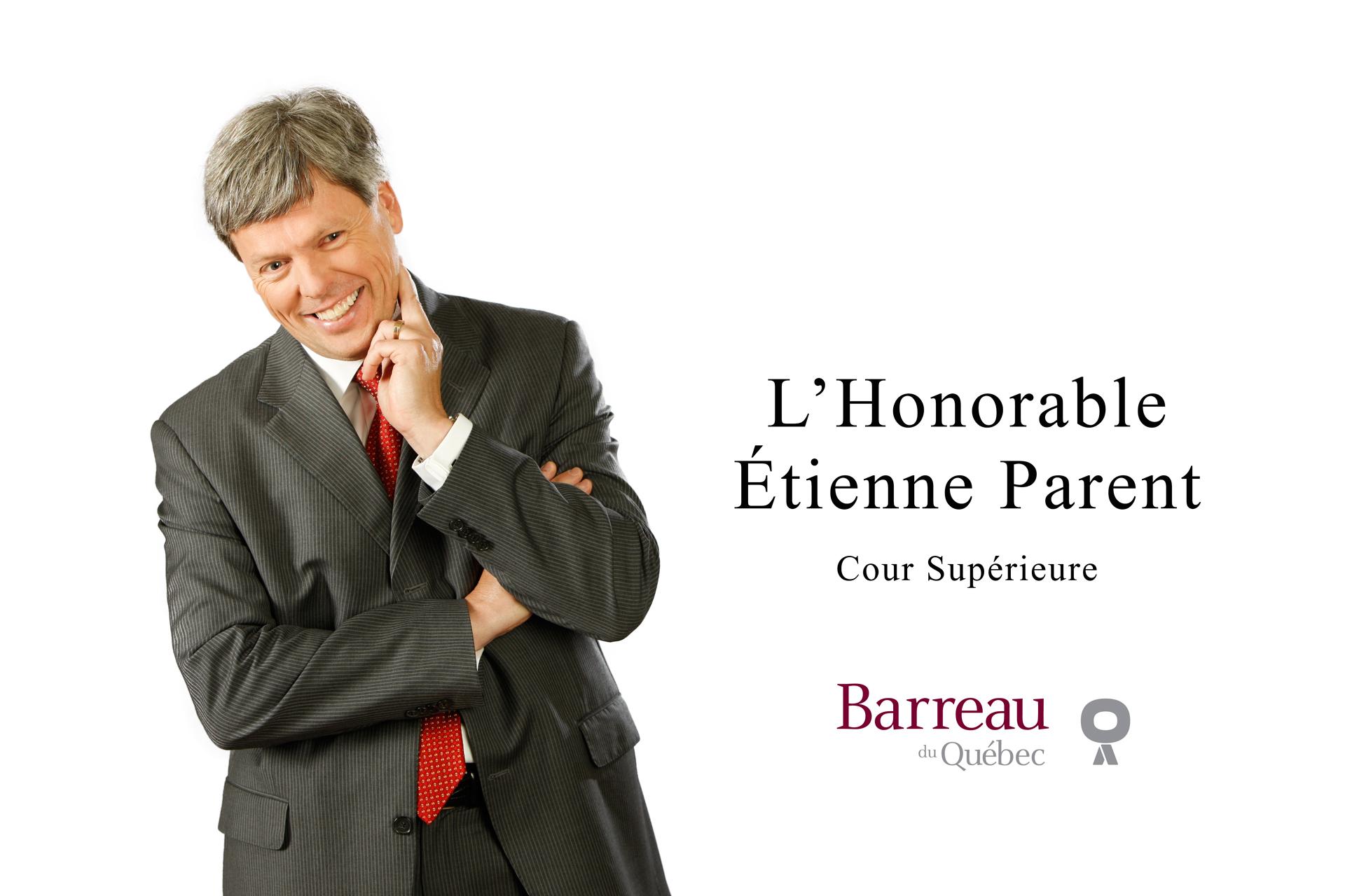 Juge Étienne Parent