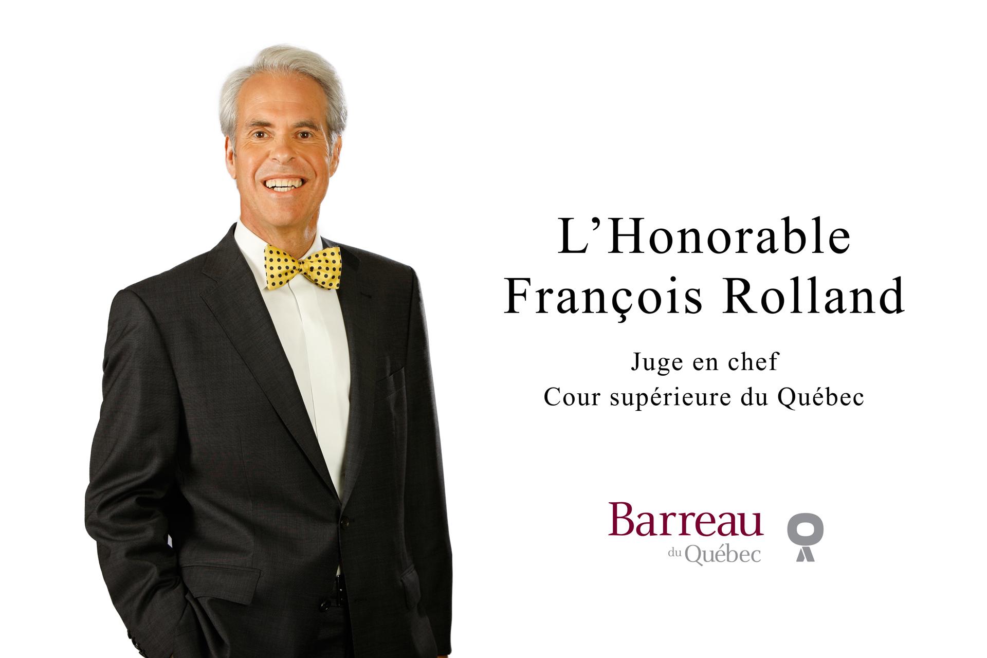 Juge Francois Rolland