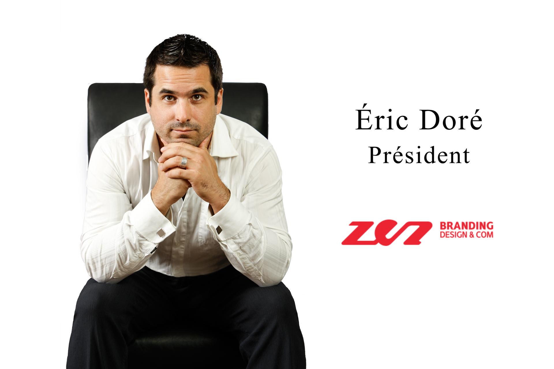 Éric Doré Président