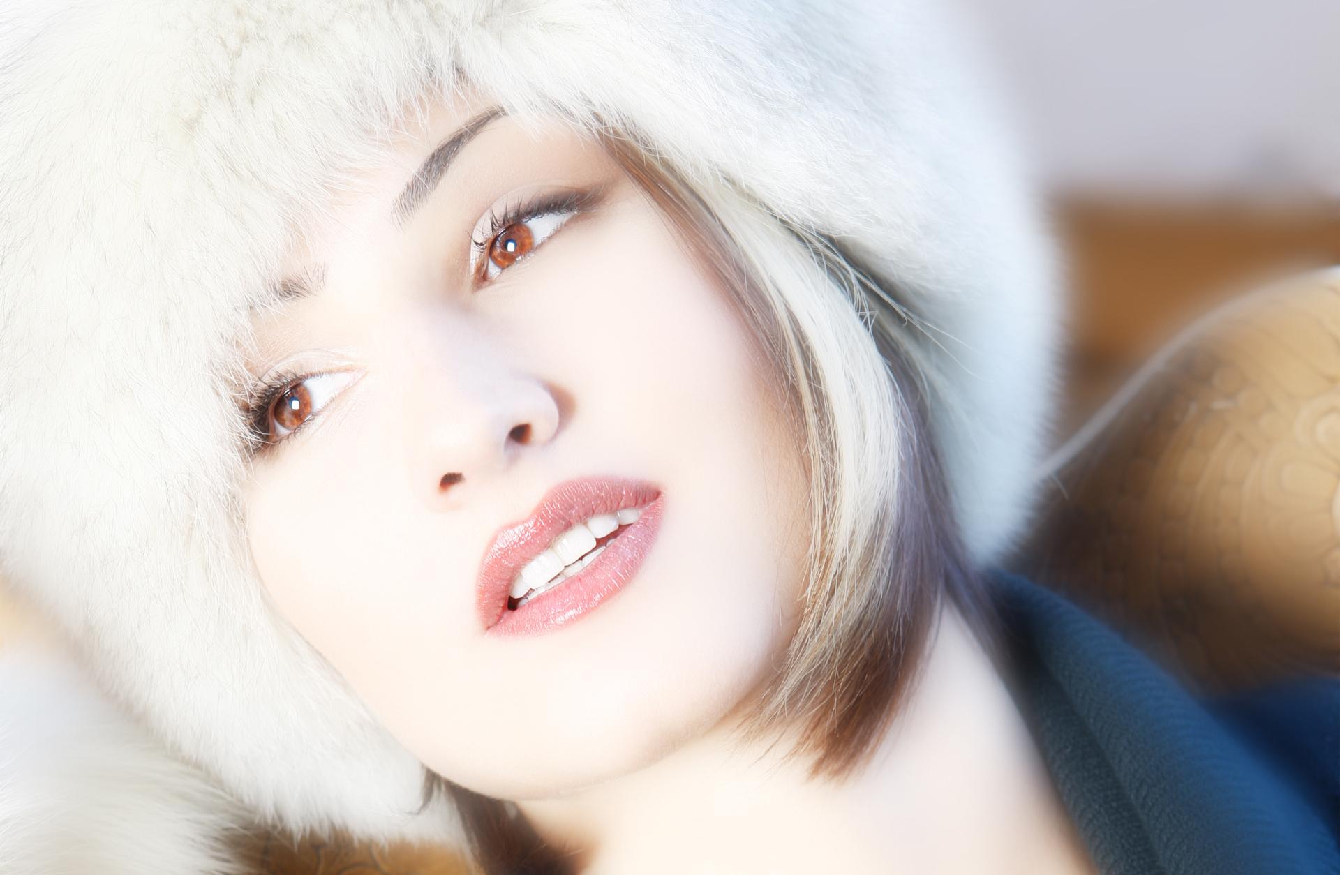 Irina Portrait