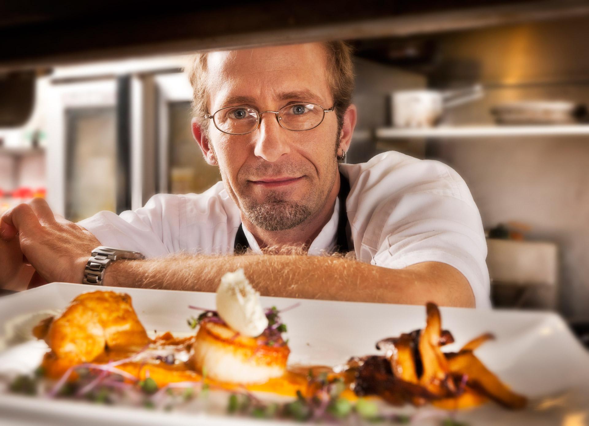 Emmanuel De Lorimier Godin Chef Estrimont Suites & Spa