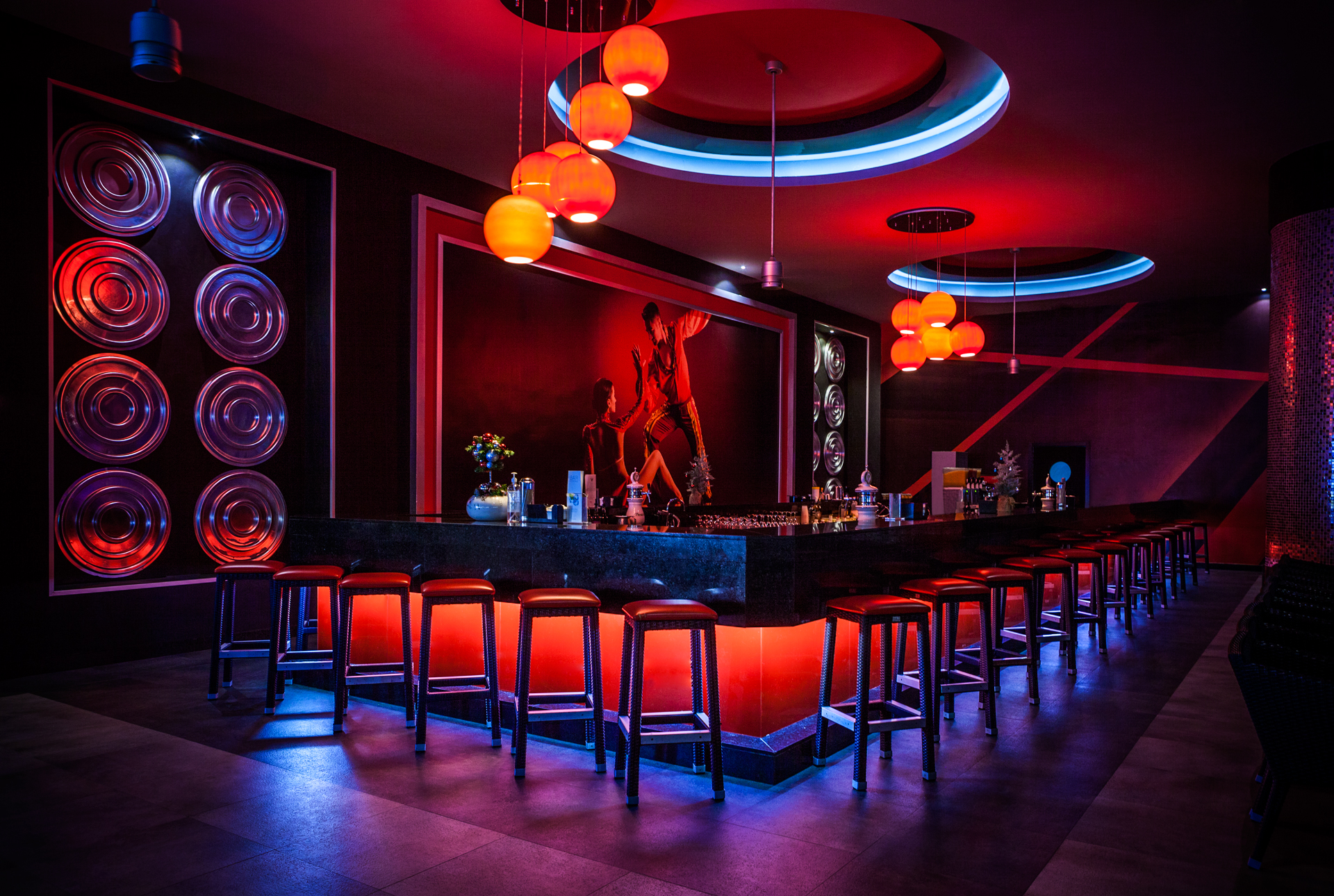 Latino Bar Riu Hotels & Resorts