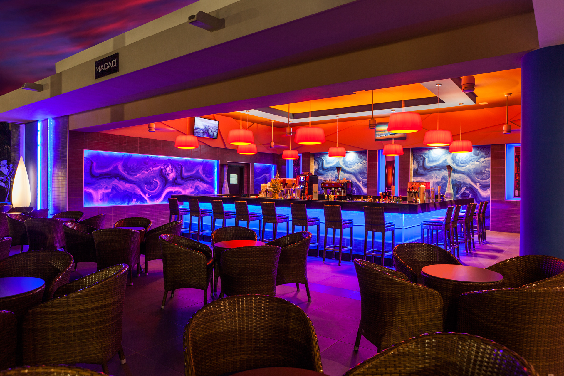 Macao Bar Riu Hotels & Resorts