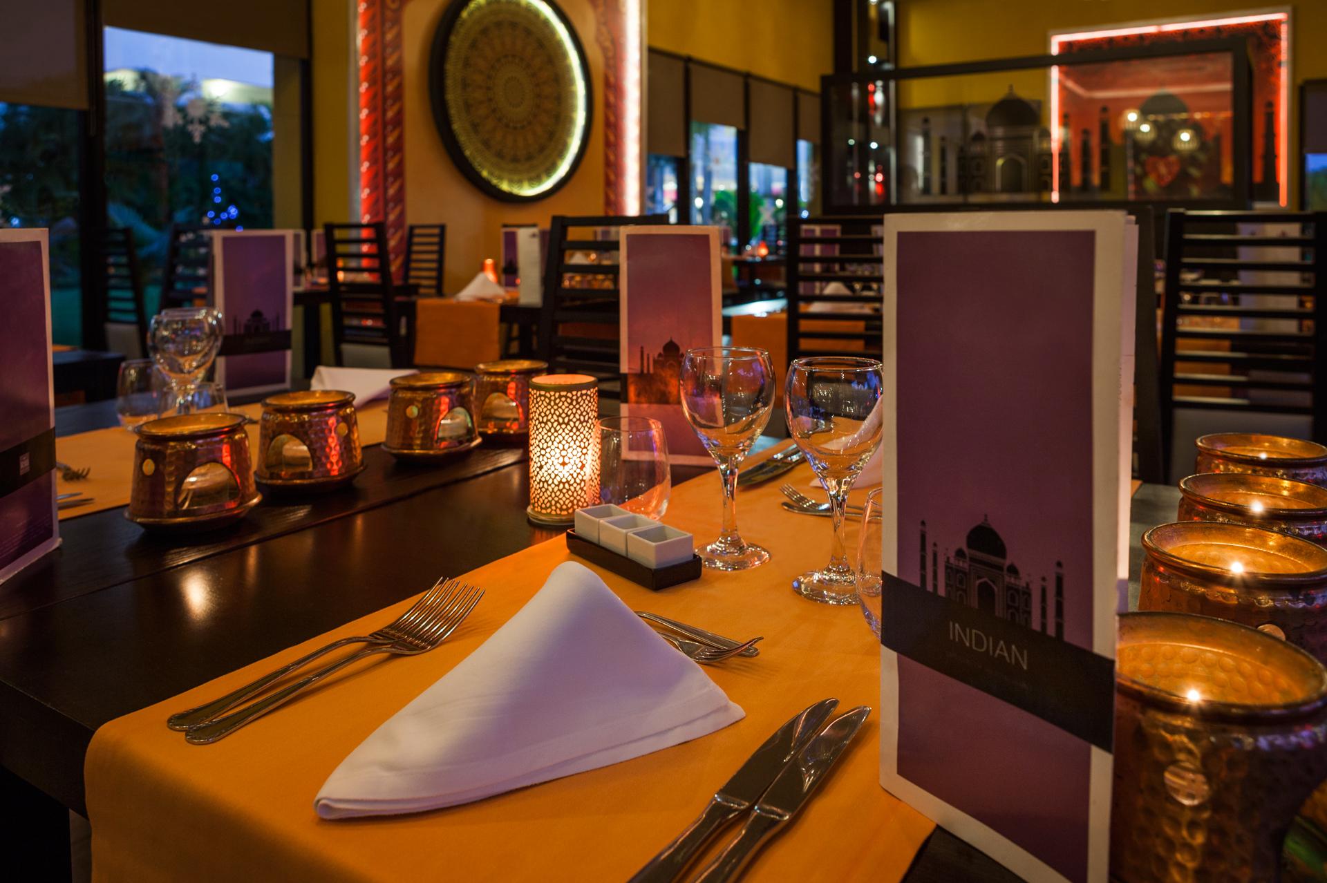 Taj-Mahal restaurant